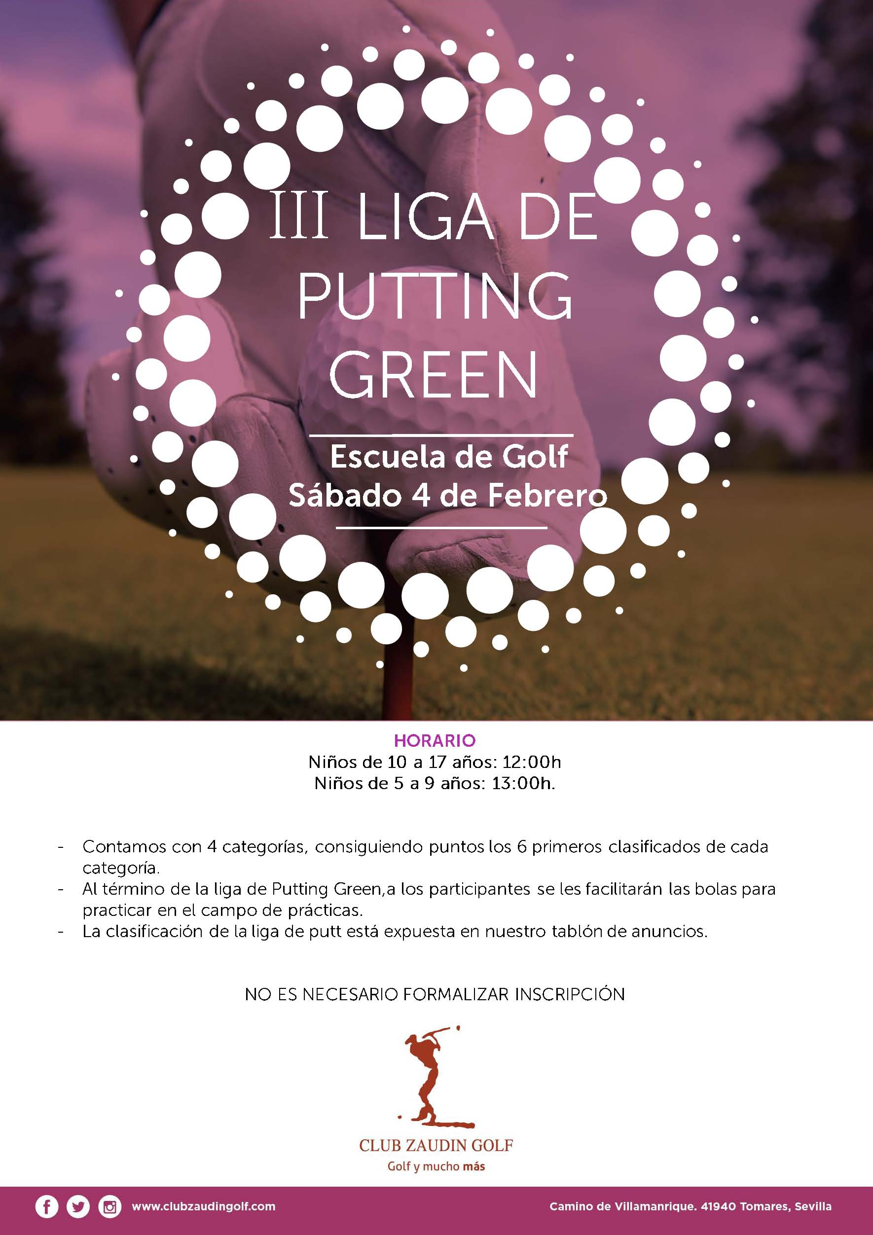Putting Green 4 FEBRERO