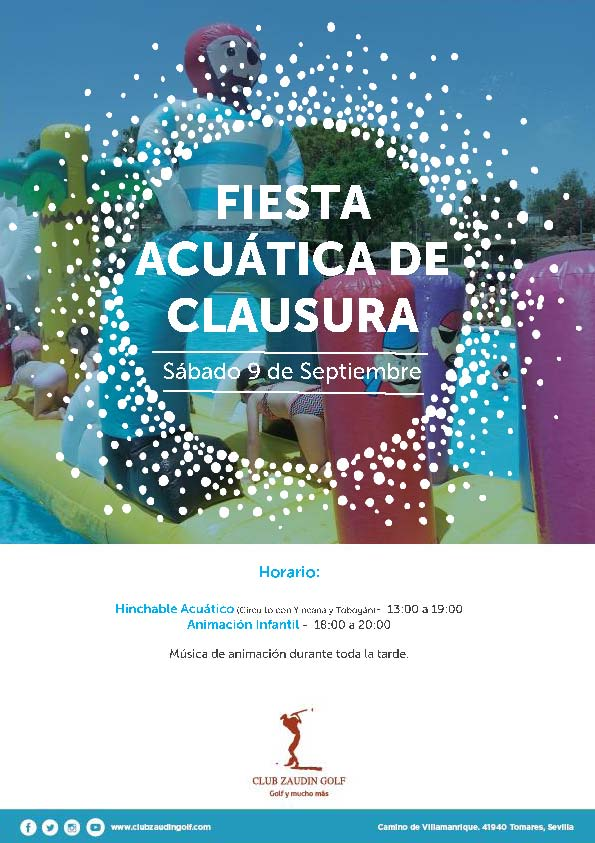 Clausura piscina 09-09-17