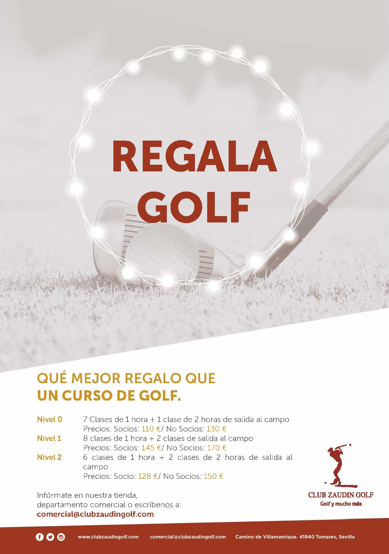 REGALA GOLF