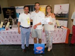1er. Clasificado de 1ª Categoria D. Chang Darren